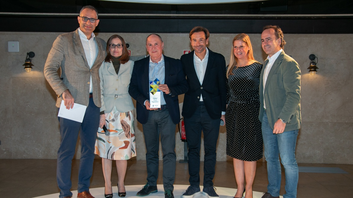 PREMIO RED BMW GROUP 2019